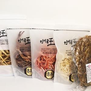 건어물왕 명품 고소한 황태채/진미채/쥐포  대표이미지 섬네일