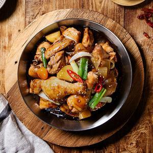 아빠식당 국내산 찜닭 1.1kg + 라면사리 1봉 대표이미지 섬네일