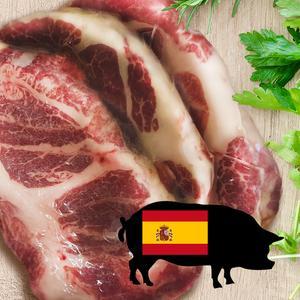 스페인산 흑돼지 이베리코 목살 500g  대표이미지 섬네일