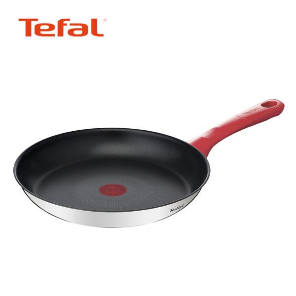 [테팔 신제품] 테팔 에디션 레드 인덕션 프라이팬 30cm
