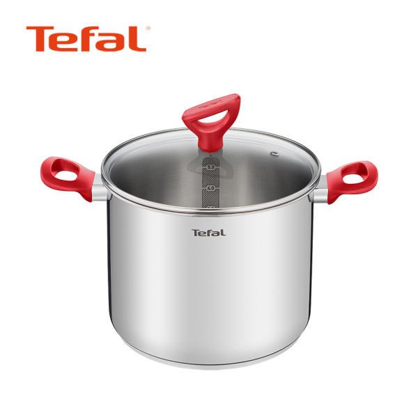 [테팔 신제품] 테팔 에디션 레드 인덕션 곰솥 22cm