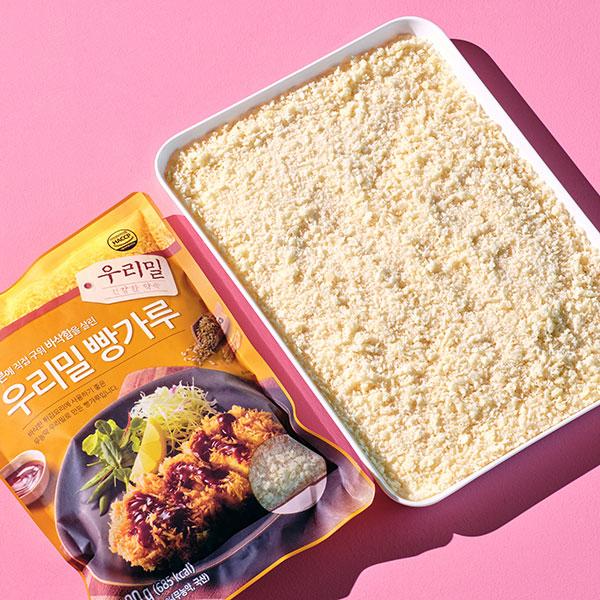 우리밀 빵가루 (190g) 대표이미지 섬네일