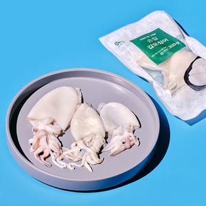 [입점특가] 손질 갑오징어(300g,국내산/냉동비축품) 대표이미지 섬네일