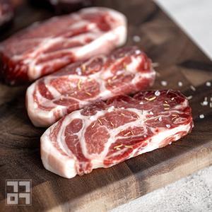 [꿈꾸는 고기] 드라이에이징 돼지목살 (300 g) 대표이미지 섬네일