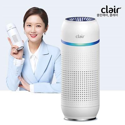 [클레어] 휴대용 무선 공기청정기 클레어 B3S