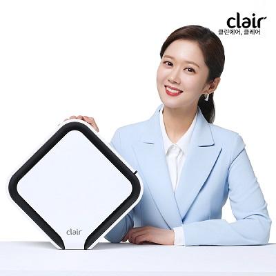 [클레어] 큐브 공기청정기 C1BU1933