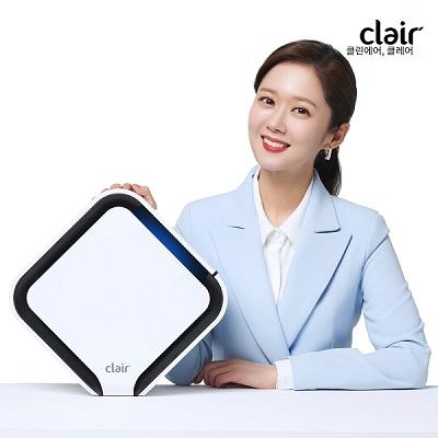 [클레어] 큐브 플러스 공기청정기 C2BU1933