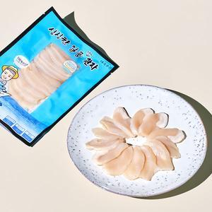[입점특가]싱싱한 일품 키조개 슬라이스관자(100g) 대표이미지 섬네일