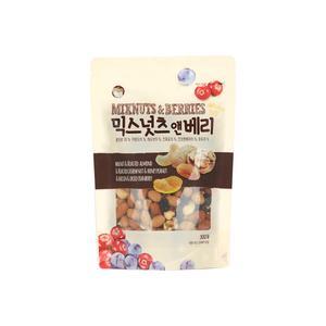 [담과연] 믹스 넛츠 앤 베리 300gX2개 대표이미지 섬네일