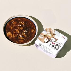 [입점특가] 국내산 순살 간장게장(124g) 대표이미지 섬네일
