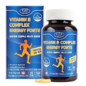 에버그린 비타민B 컴플렉스 에너지 포르테 대표이미지 섬네일