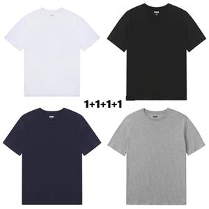 리사이클폴리 반팔 티셔츠 4장 SET (블랙/네이비/화이트/그레이)