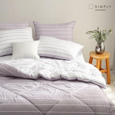 [simply home] 심플리홈 스케치 마이크로화이버 사계절 차렵이불 S(그레이, 민트, 핑크)
