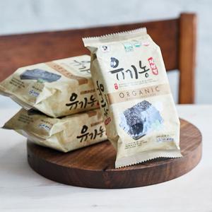 광천 유기농 도시락김(4g×9봉)