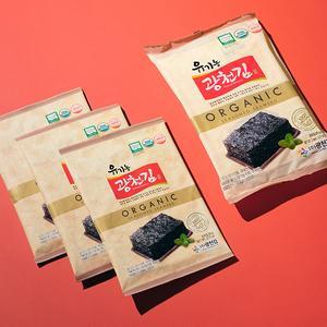 광천 유기농 전장김(20g×3봉)