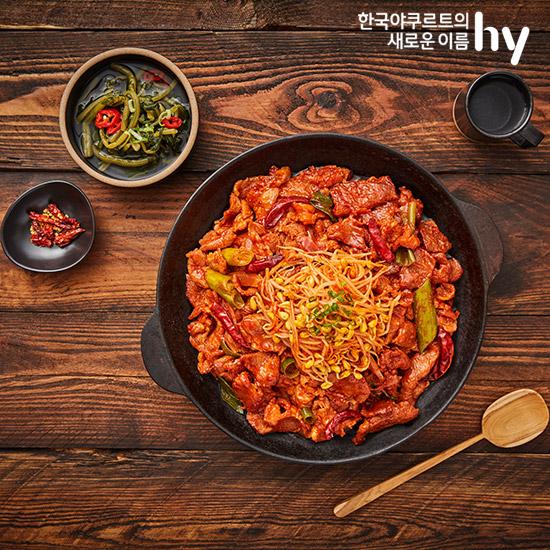 경규식당 앵규리 콩나물 제육볶음 2인분 대표이미지 섬네일