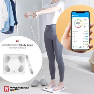 [바겐슈타이거] 인바디 체중계 BT-IBS001 / 스마트폰 어플리케이션 연동