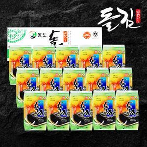 맛있는 프리미엄 홍도 돌김 선물세트 대표이미지 섬네일