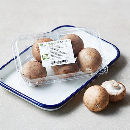무농약 양송이버섯(150g)