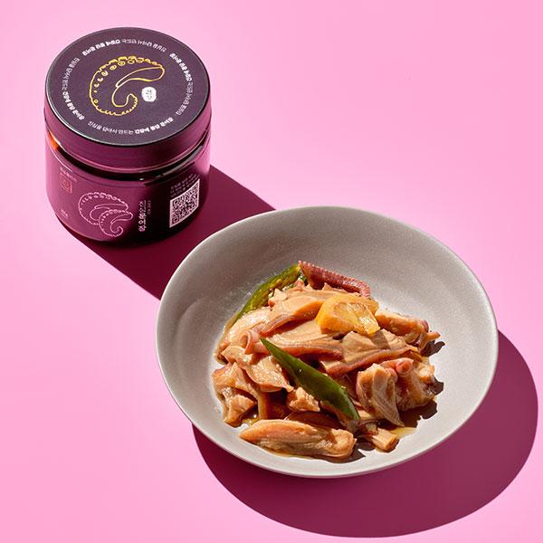 [맛보장]간장에 퐁당 진심 문어장(250g) 대표이미지 섬네일