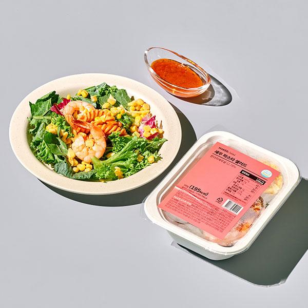 [프로모션] 새우 파스타 샐러드 (185g/195kcal) 대표이미지 섬네일