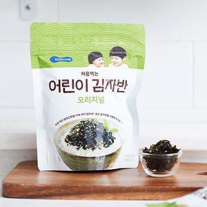 베베쿡 처음먹는 어린이 김자반 오리지널 (25g)