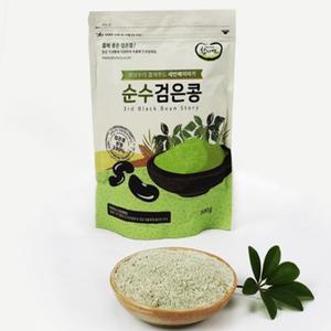 블랙푸드 건강식 순수 검은콩(국내산) 대표이미지 섬네일