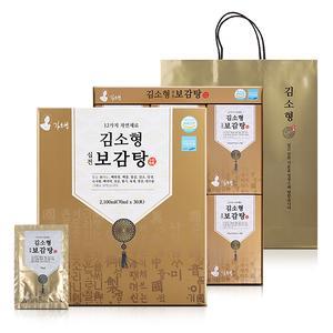 [김소형] 십전 홍삼 보감탕 70ml x 30포 대표이미지 섬네일