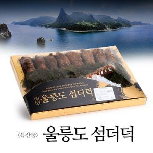 명절선물세트 프리미엄 울릉도 더덕세트 1.5kg(보자기구성) 대표이미지 섬네일