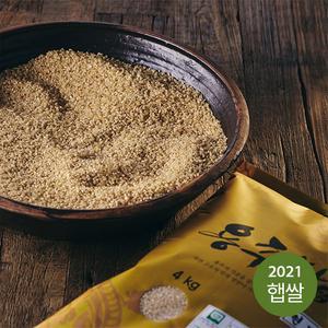 [21년산/햅쌀] 유기농 현미 (4kg) 대표이미지 섬네일