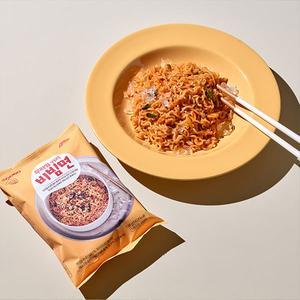 우리밀 귀리 비빔면(138g) 대표이미지 섬네일
