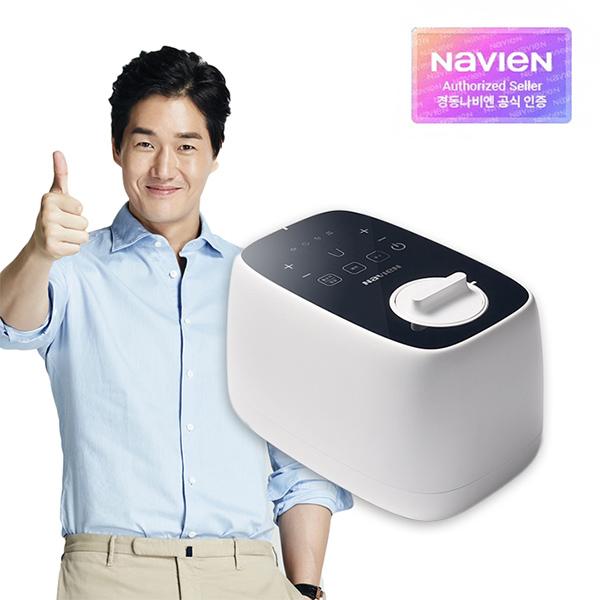 경동나비엔 New Simple 온수매트 EQM352-SH 아이보리 (싱글 쿠션형)