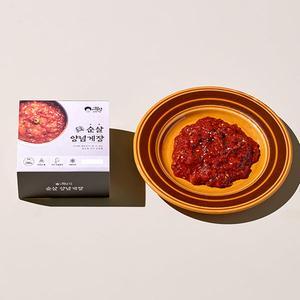 [입점특가] 순살 양념게장(200g) 대표이미지 섬네일