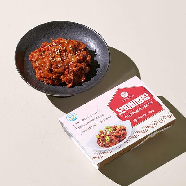 [입점특가] 요리앤조리 꼬막비빔장 (150g) 대표이미지 섬네일
