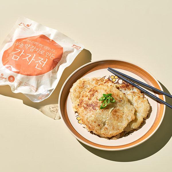 무농약 감자로 만든 감자전(390g) 대표이미지 섬네일
