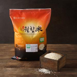 유기농 월향미 골든퀸3호 백미 (5kg)