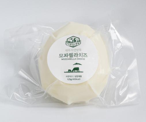 [아침미소] 자연방목 모짜렐라 치즈 125g 대표이미지 섬네일