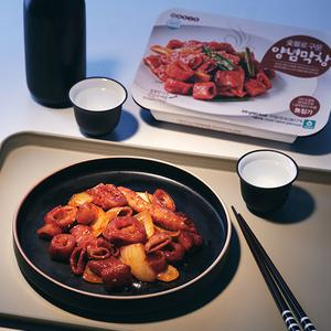 [출시특가]맛있는 숯불 양념 막창(200g) 대표이미지 섬네일