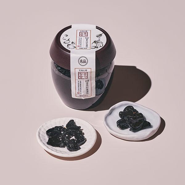[입점특가]꿀 흑마늘 절임(500g) 대표이미지 섬네일
