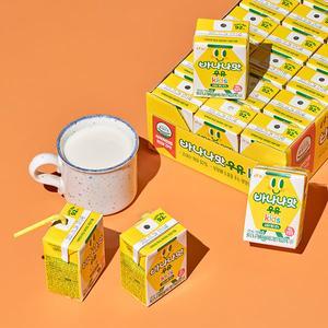 [입점특가]빙그레 바나나맛 우유(120ml x 24입) 대표이미지 섬네일