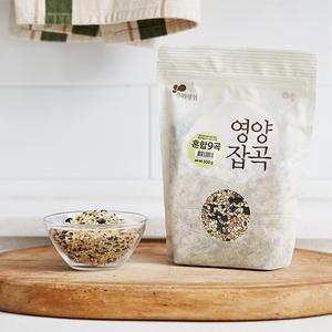 영양잡곡 혼합9곡 (500g)