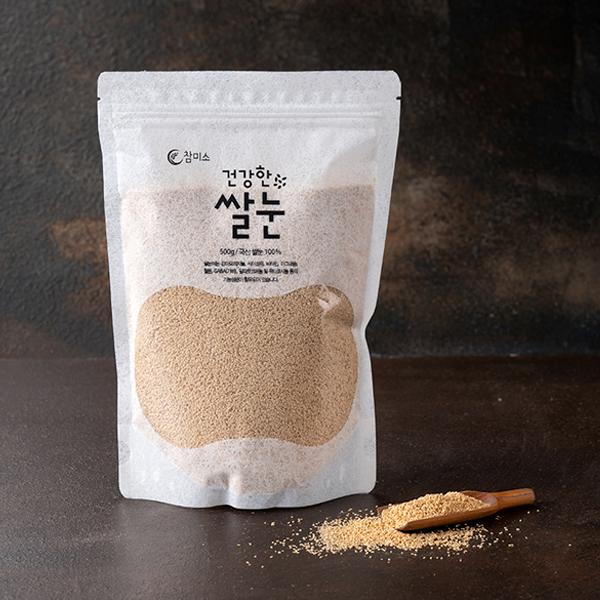 건강한 쌀눈(500g) 대표이미지 섬네일