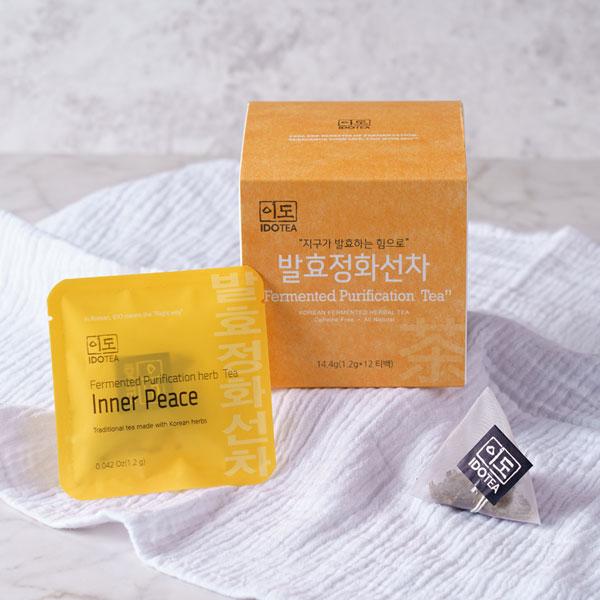 발효한차 발효정화선차 (1.2g*12티백) 대표이미지 섬네일