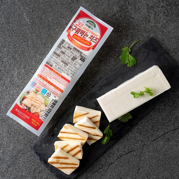 임실 구워먹는 치즈 (280g) 대표이미지 섬네일