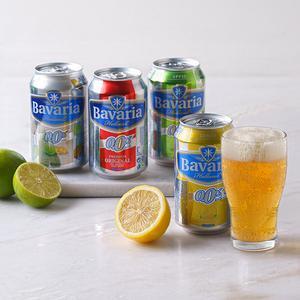 바바리아 비알콜 음료 (오리지널/레몬/애플/진저라임) 대표이미지 섬네일