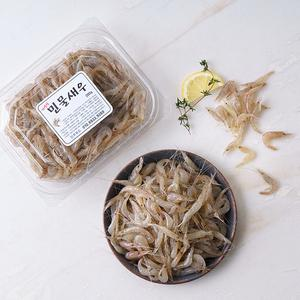 토종 자연산 민물새우 (200g/팩)