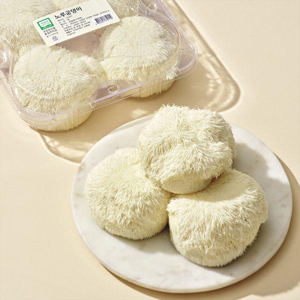 무농약 노루궁뎅이 버섯(340g) 대표이미지 섬네일