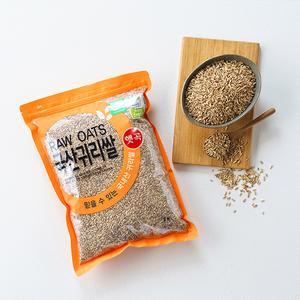 [만석] 무농약 귀리(2020년산 | 2kg)
