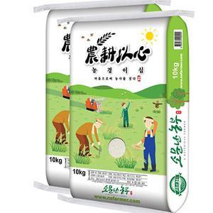 [소문난농부]농경이심 쌀(백미) 20kg(10kgx2ea) 외 6종 대표이미지 섬네일