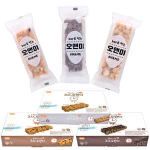 오앤미 국산쌀 오란다 10개입 (달곰쌀/초코쌀/화이트쌀)  대표이미지 섬네일